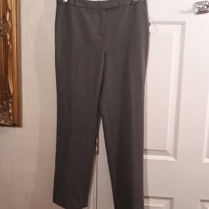 Charter Club Classic Fit Straight Leg Pants NWT